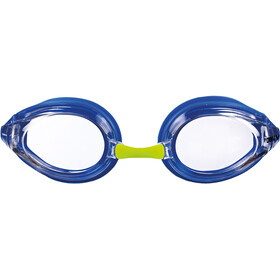 arena Tracks Goggles Kinder clear-blue-blue